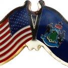 Maine Friendship Lapel Pin