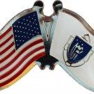 Massachusetts Friendship Lapel Pin