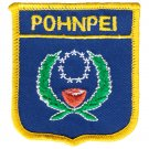 Pohnpei Shield Patch