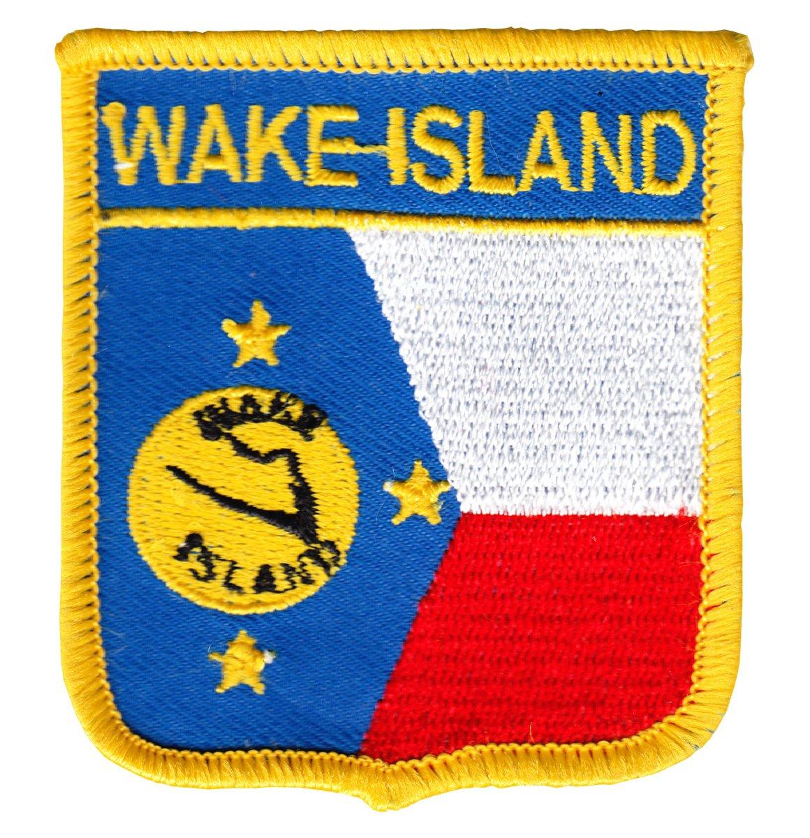 Wake Island Shield Patch
