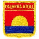 Palmyra Atoll Shield Patch