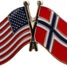 Norway Friendship Pin