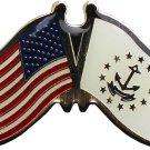 Rhode Island Friendship Pin