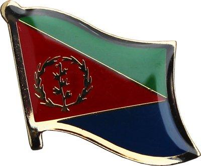Eritrea Flag Lapel Pin