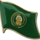 Washington Flag Lapel Pin