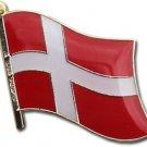 Denmark Flag Lapel Pin