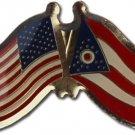 Ohio Friendship Pin