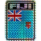 Fiji Reflective Decal