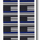 Thin Blue Line (USA) 50 Count Sticker Pack
