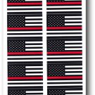 Thin Red Line (USA) 50 Count Sticker Pack