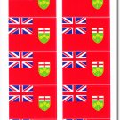 Ontario 50 Count Sticker Pack