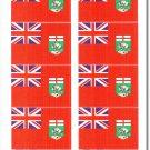 Manitoba 50 Count Sticker Pack
