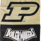 "Purdue University Boilermakers - 13""x18"" 2-Sided Garden Banner"