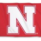 University of Nebraska - 3'X5' Polyester Flag