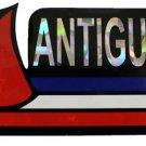 Antigua and Barbuda Bumper Sticker