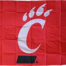 University of Cincinnati - 3' x 5' Polyester Flag