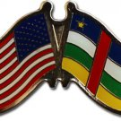 Central African Republic Friendship Pin