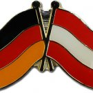 Germany Austria Friendship Pin