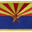 Arizona Rectangular Patch