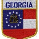 Georgia Shield Patch