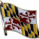 Maryland Flag Lapel Pin