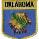 Oklahoma Shield Patch