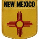 New Mexico Shield Patch