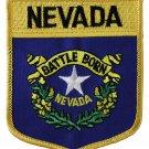 Nevada Shield Patch