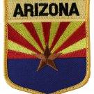 Arizona Shield Patch