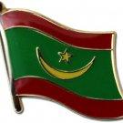 Mauritania (2017) Lapel Pin