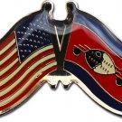 Swaziland Friendship Pin
