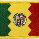 Los Angeles Rectangular Patch