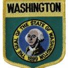 Washington Shield Patch