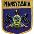 Pennsylvania Shield Patch