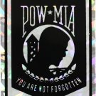 POW-MIA Reflective Decal
