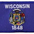 Wisconsin Rectangular Patch