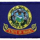 Idaho Rectangular Patch