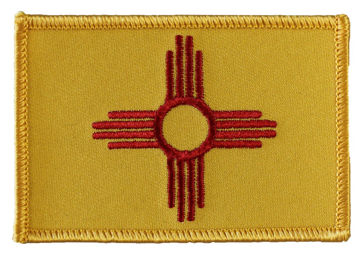 New Mexico Rectangular Patch