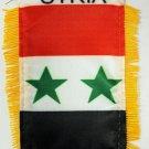 Syria Window Hanging Flag