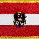 Austria (Eagle) Rectangular Patch