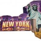 New York Acrylic Scenic Magnet