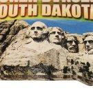 South Dakota Acrylic Scenic Magnet