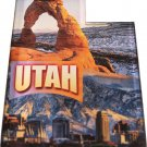 Utah Acrylic Scenic Magnet