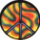 "Peace Sign Acrylic Magnet 2.25"" Diameter"