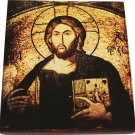 Pantocrator Christ the Teacher Acrylic Magnet (Square)
