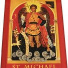 St. Michael the Archangel Acrylic Magnet