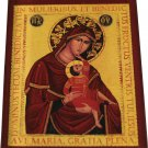 Madonna with Child (Holy Mary and Jesus) Acrylic Magnet