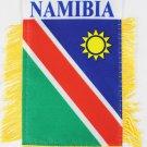 Namibia Window Hanging Flag