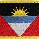 Antigua and Barbuda Rectangular Patch