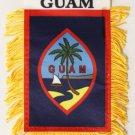 Guam Window Hanging Flag